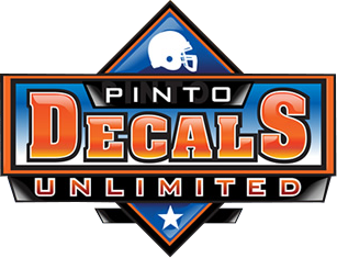Pinto Decals Unlimited Retina Logo