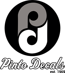 Pinto Decals Unlimited Logo